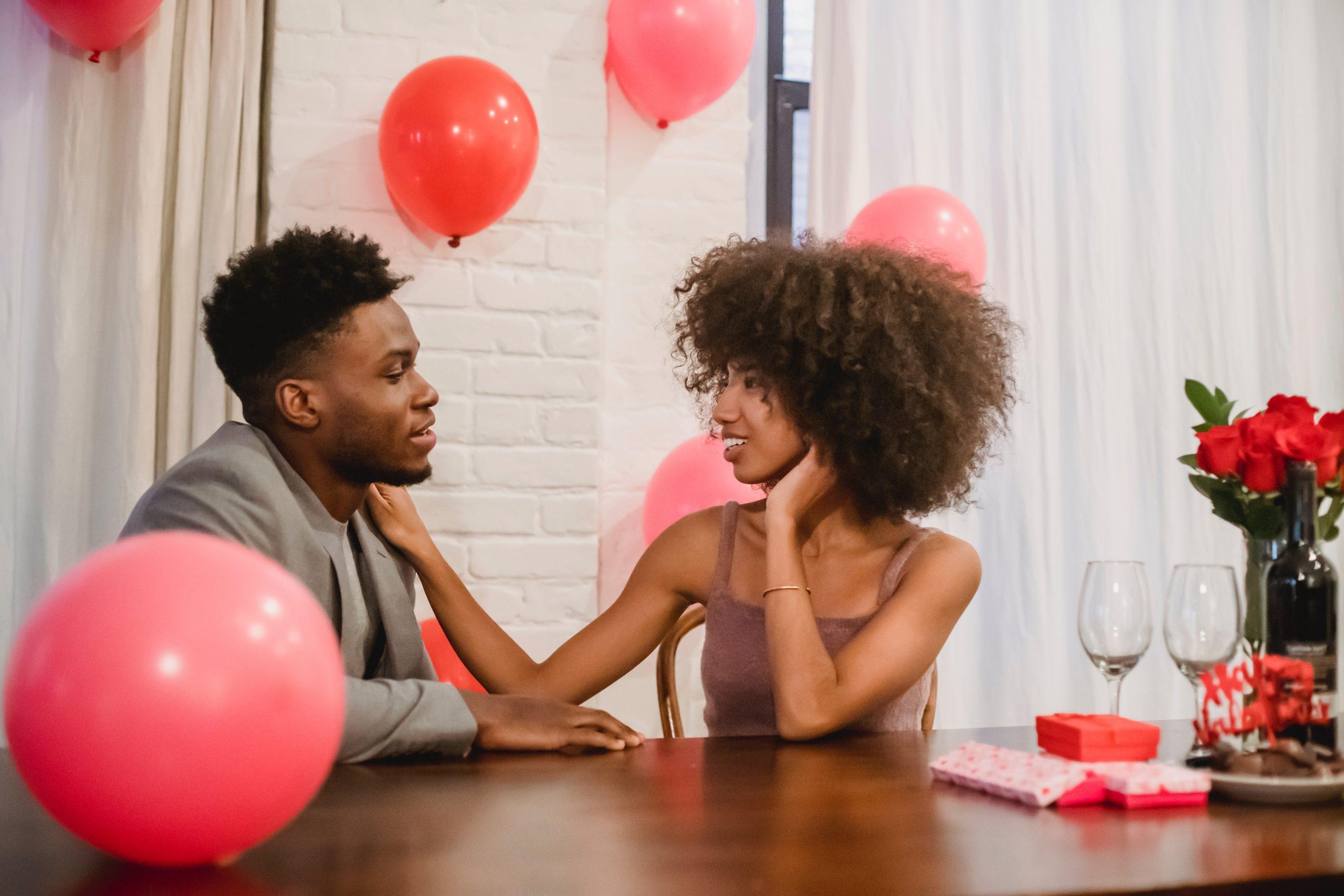 para, trafne pytania do dziewczyny na randce